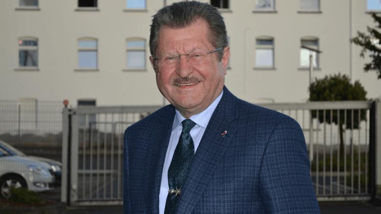 Kreisvorsitzender Dr. Walter Arnold, MdL