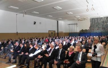 ...um mit dem CDU-Kreisverband zu feiern
