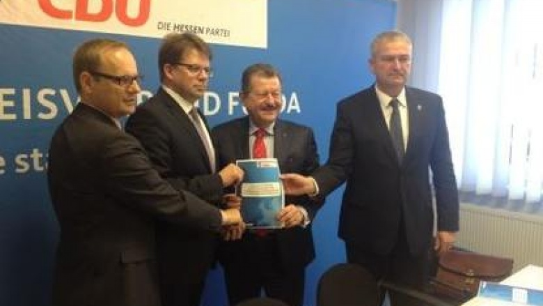 Vorstellung des Positionspapier zur Flüchtlingspolitik des CDU-Kreisverbandes Fulda