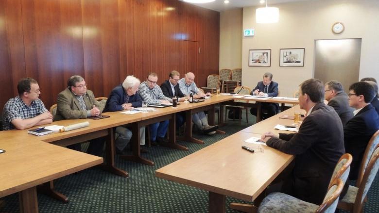 Der CDU-Bezirksvorstand Osthessen berät über den ländlichen Raum